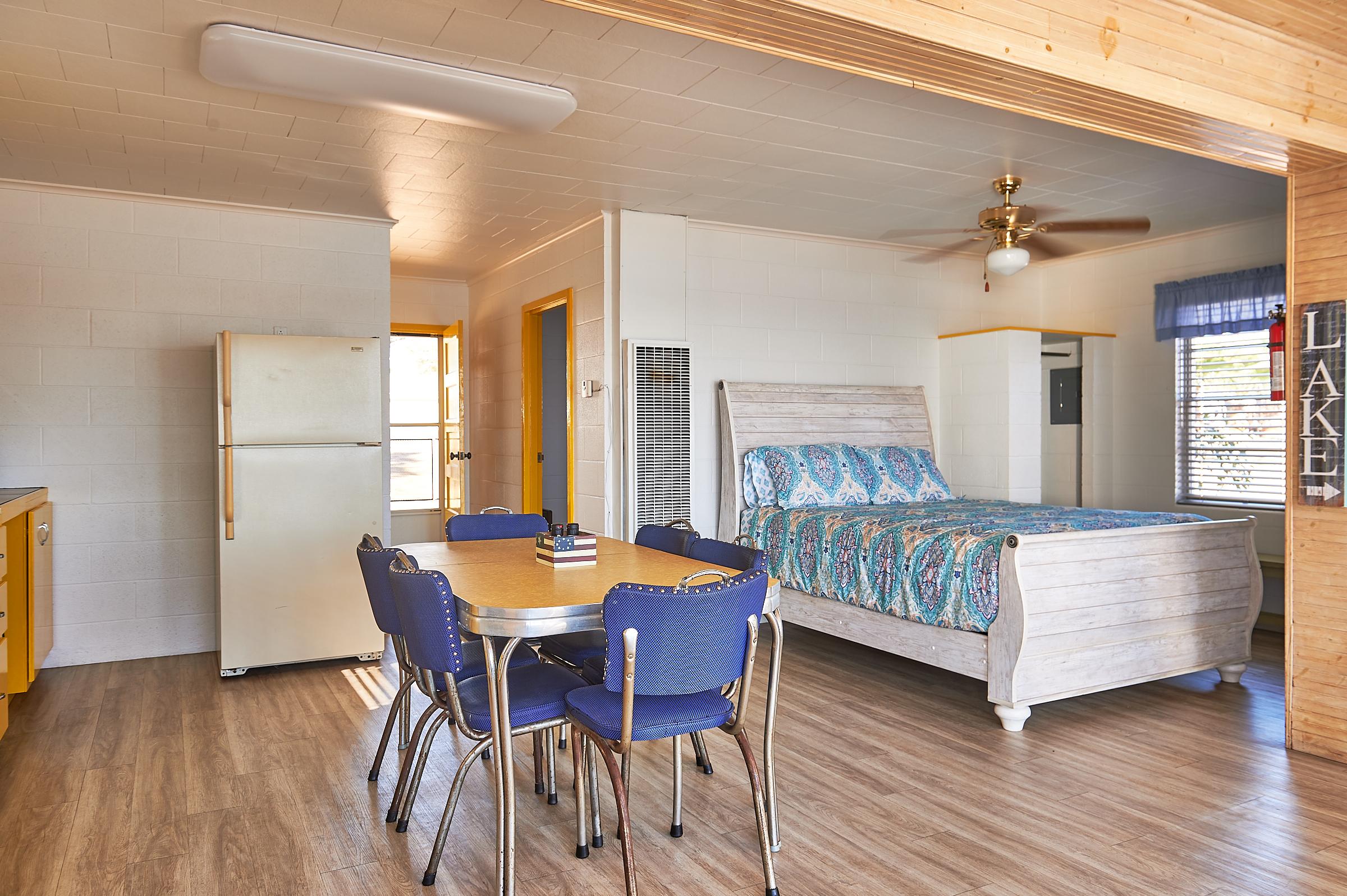 Bluebonnet Cabin Open Floorplan Image 2