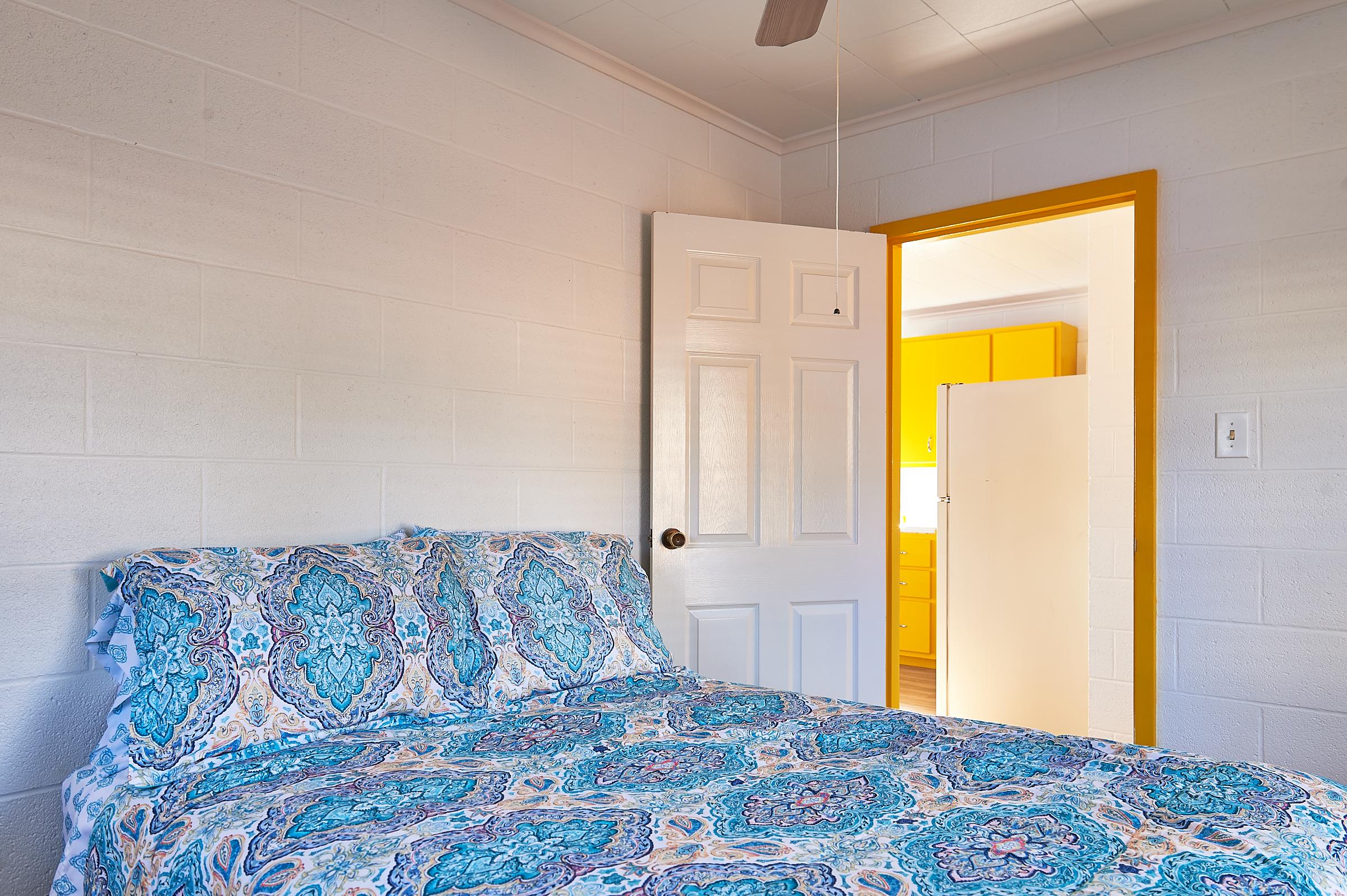 Bluebonnet Cabin Spare Bedroom Image 6