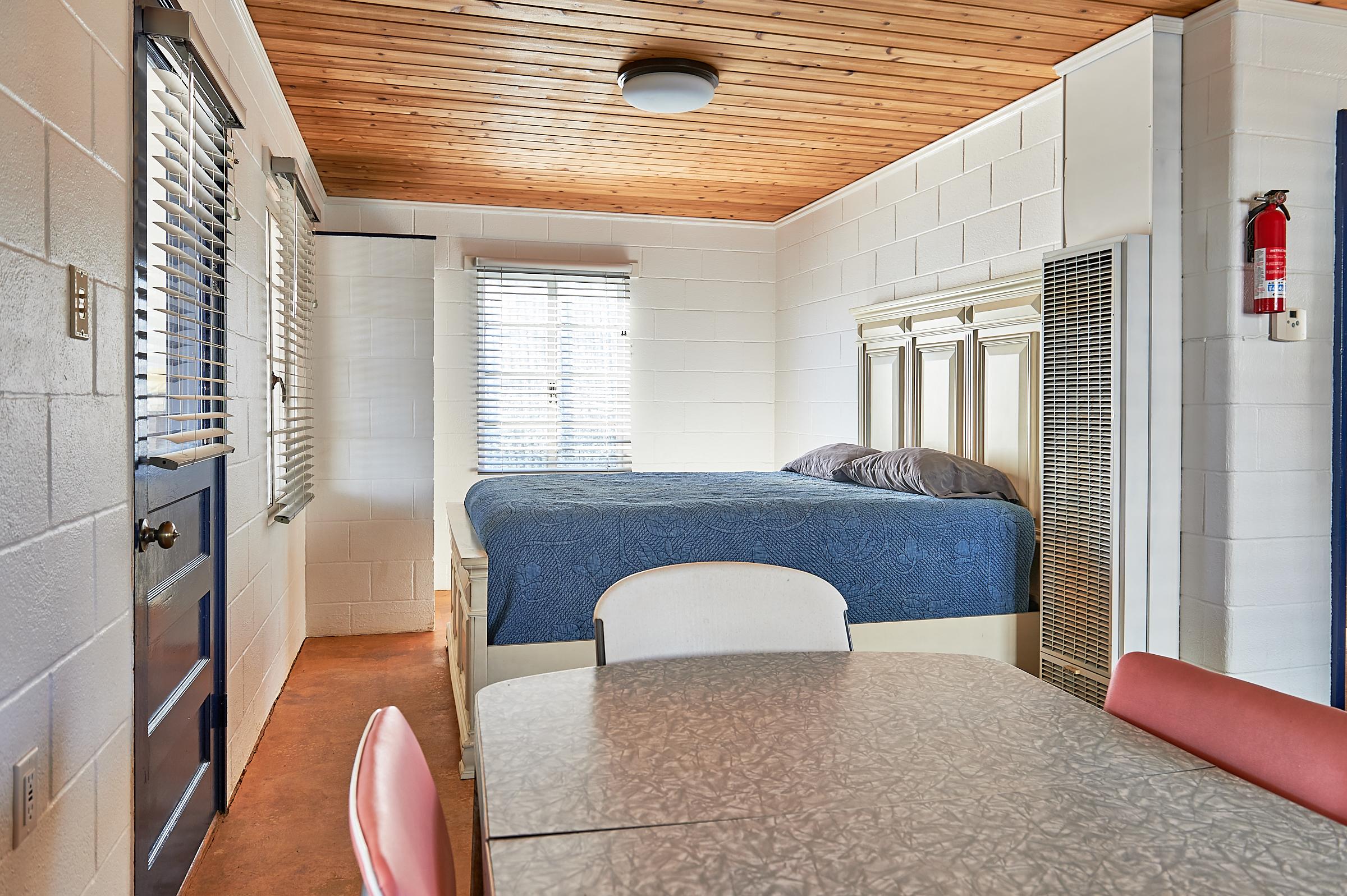 Packsaddle Mountain Cabin Floorplan