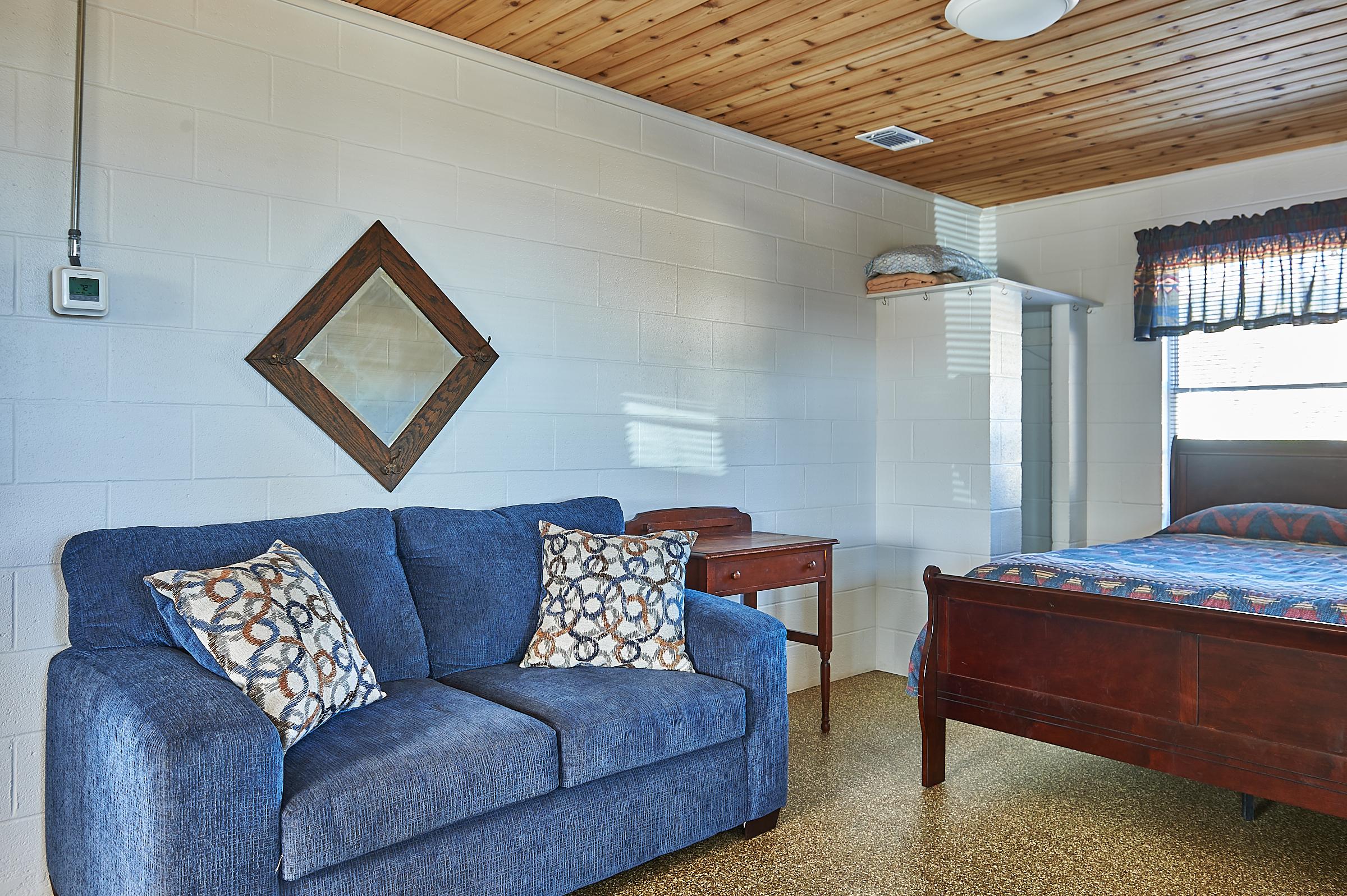 Whitetail Deer Cabin Sofa Seating